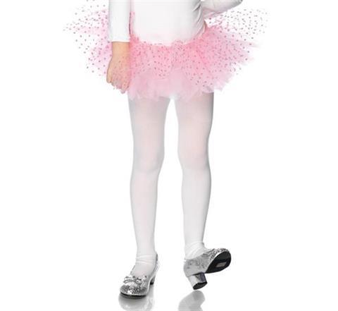 Spódnica Tutu tiulowa dziecięca, czerwona w kropeczki roz.un