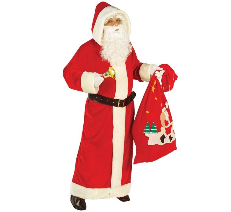 Выбор и покупка костюма Деда Мороза от БИЛЛИ БОНС