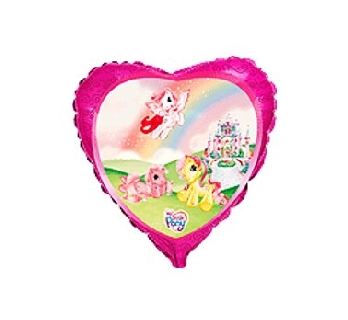 Balon foliowy 18 cali FX, MY LITTLE PONY