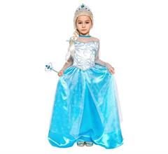 Strój księżniczki śnieżnej