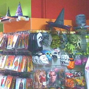 Akcesoria i ozdoby na Halloween