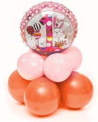 Bukiety balonowe, wiązanki