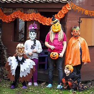 Sklep party Warszawa: Dekoracje i ozdoby na Halloween