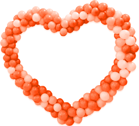 Dekoracje balonowe na ślub i wesele