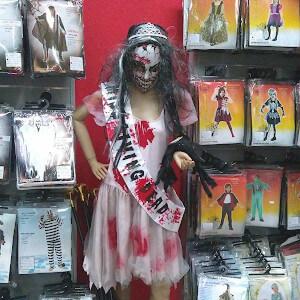 Stroje Halloween - sklep Wrocław